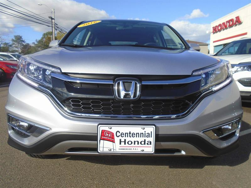 2016 honda cr v ex awd 2 4l bluetooth honda plus used for sale in summerside at. Black Bedroom Furniture Sets. Home Design Ideas