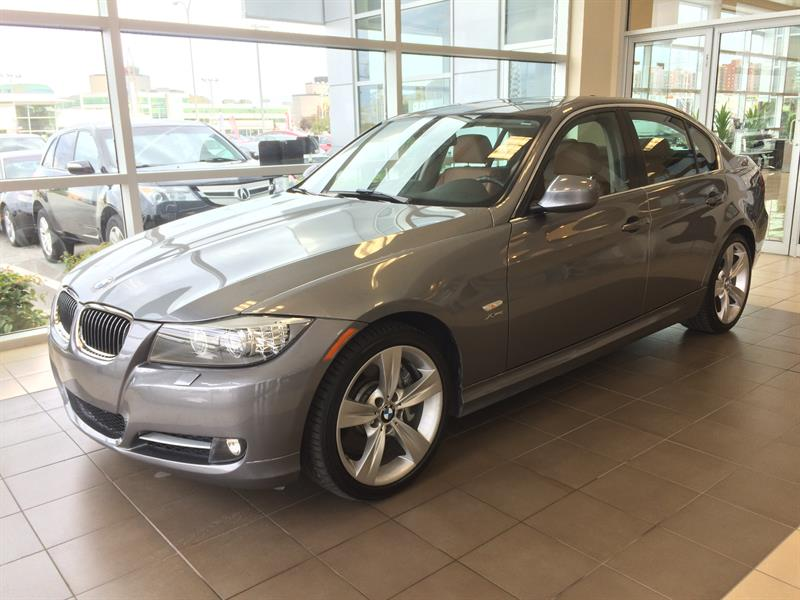BMW 3 Series 2011 335 Xi ** 4 PORTES ** MANUELLE #PU5535