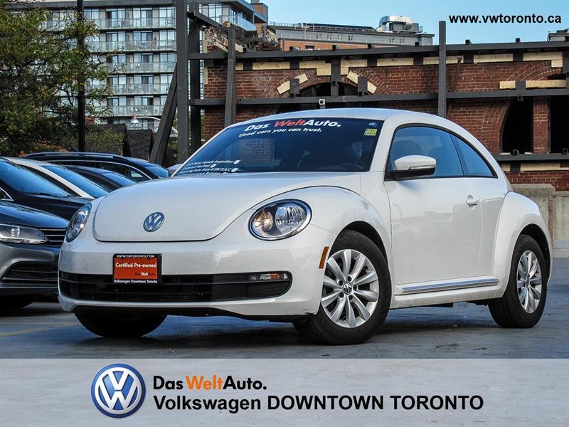 2014 Volkswagen Beetle COMFORTLINE 2.5L #P2513
