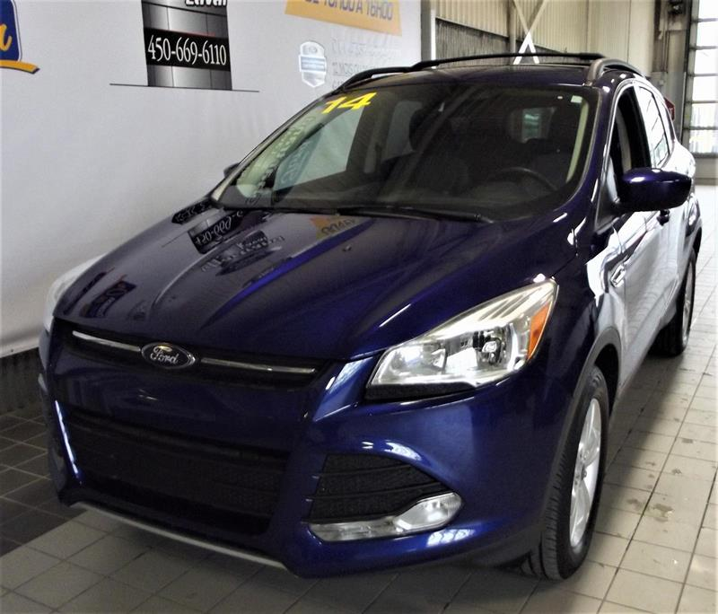 Ford Escape SE 2014 EXCELLENT L'HIVER #62569
