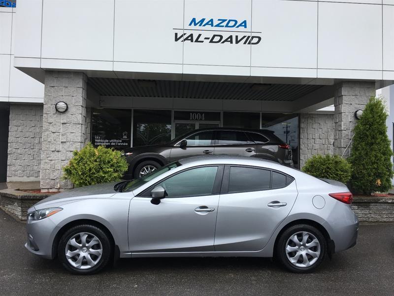 Mazda MAZDA3 2014 4dr Sdn GX-SKY #17109A