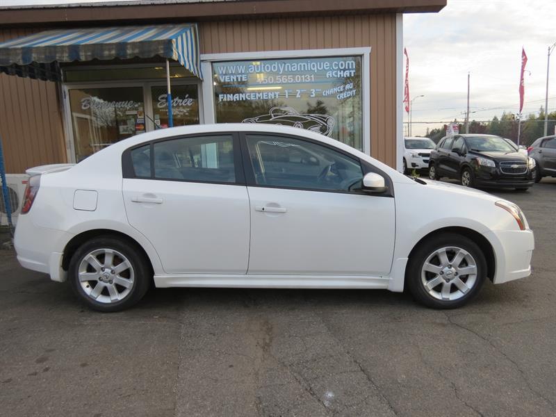 Nissan Sentra 2012 4dr Sdn I4 2.0 #3844