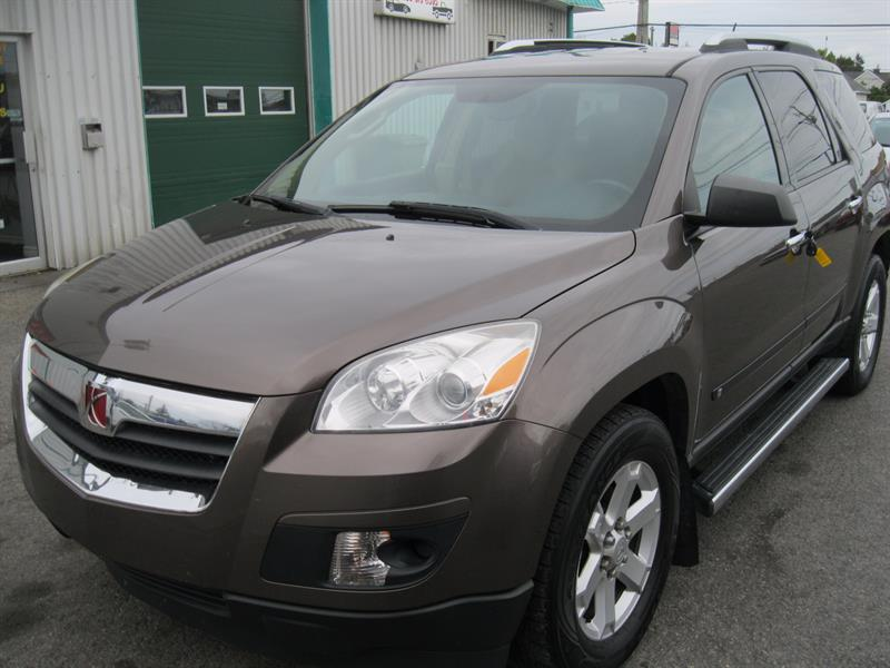 Saturn Outlook 2008 FWD 4dr XE #PV6426