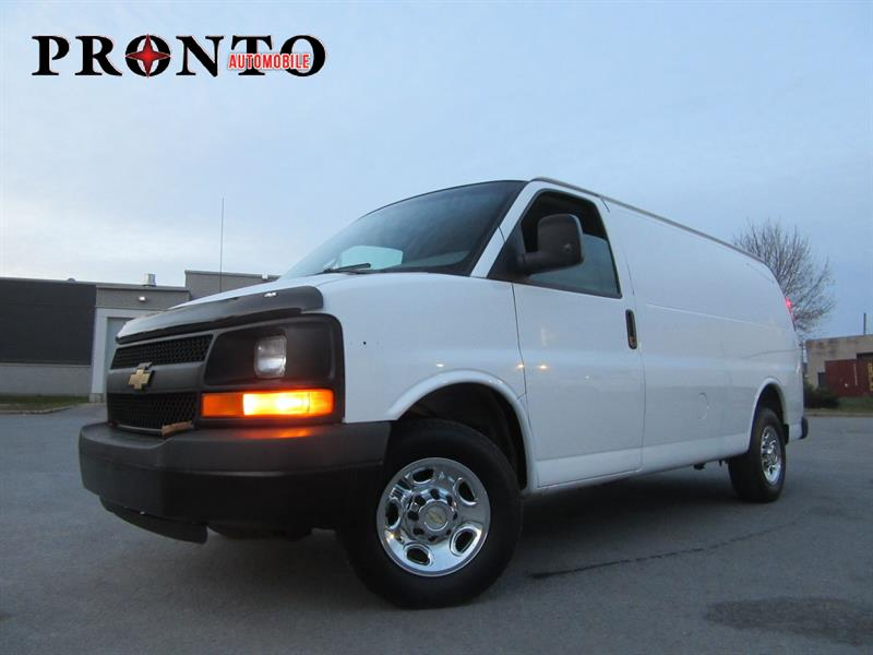 Chevrolet Express Cargo Van 2007 2500 ** Gr. electrique ** #3472