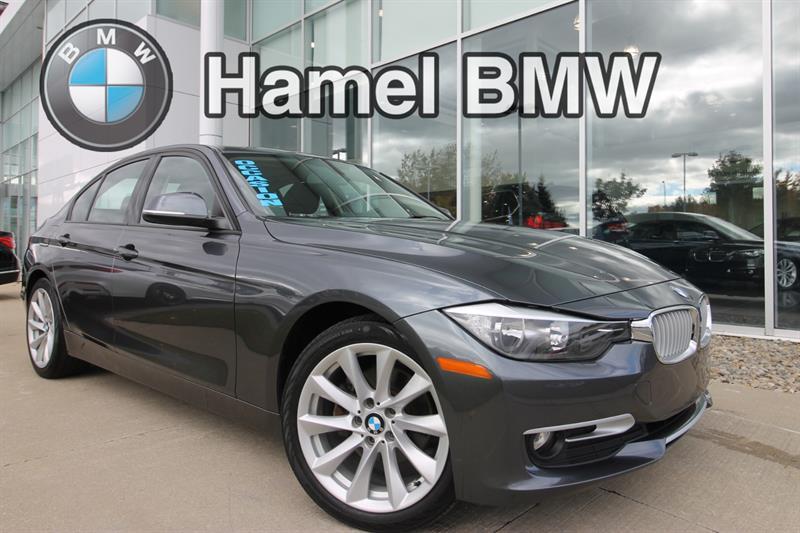 BMW 3 Series 2013 4dr Sdn 320i xDrive AWD FINANCEMENT 1,9% JUSQU'A 8 #U17-260