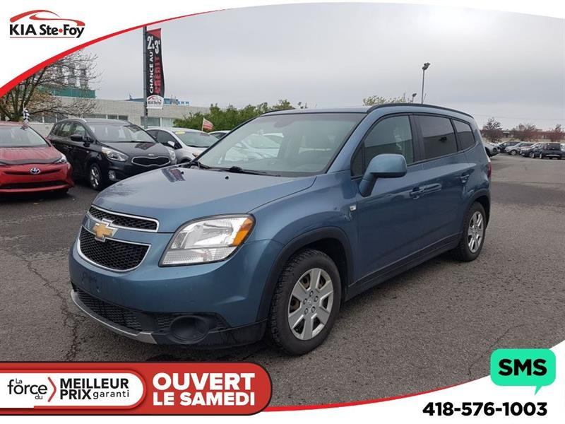 Chevrolet Orlando 2013 1LT* CRUISE CONTROL * 7 PASSAGERS* #180291A
