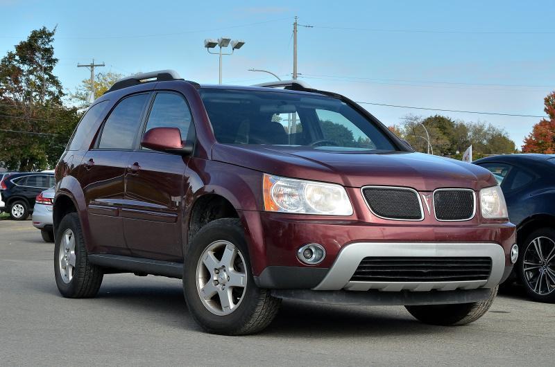 Pontiac Torrent 2007 #171557A