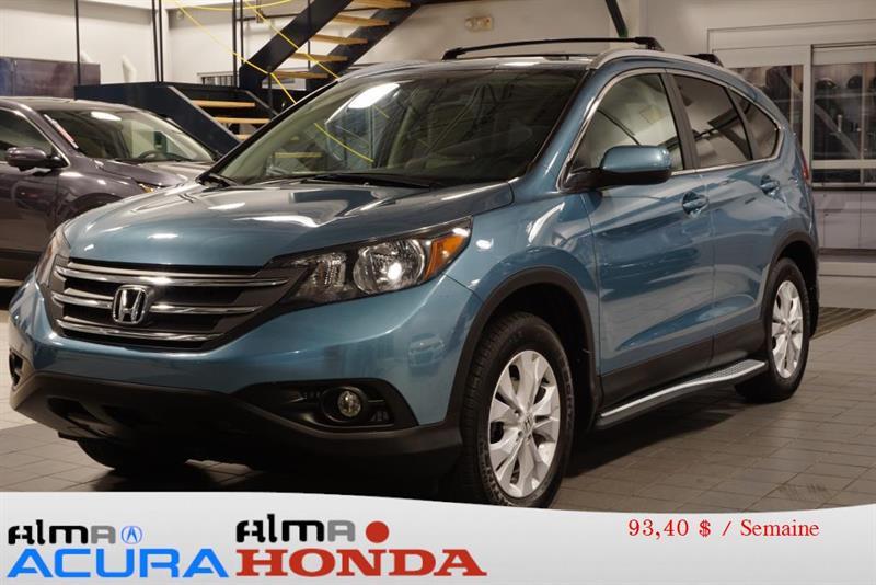 Honda CR-V 2014 EX #17823A
