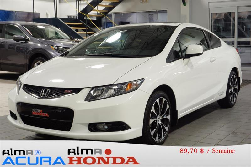 Honda Civic Coupe 2013 Si #A3068