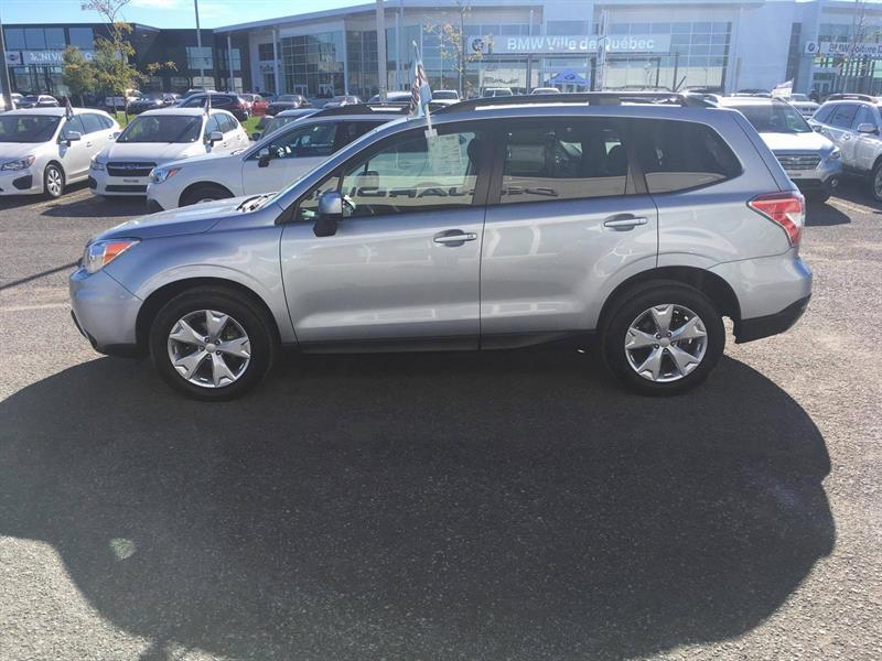 Subaru Forester 2015 COMMODITE #J5093A