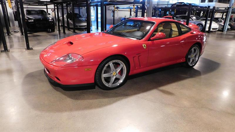 Ferrari 575 2003 ABSOLUTELY SUPERB!