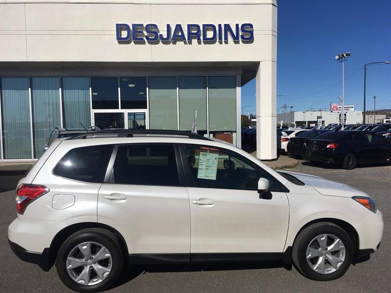 Subaru Forester 2015 COMMODITE #I5099A