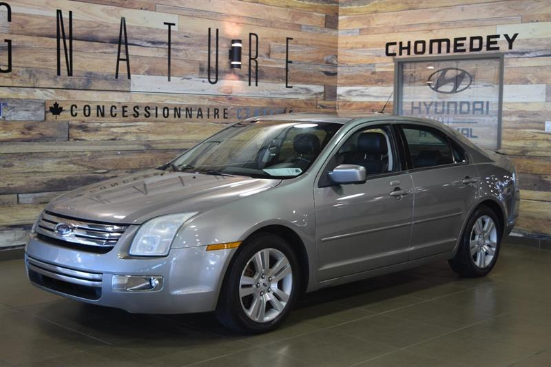 Ford Fusion 2008 SEL TOIT+CUIR+MAGS #180131A