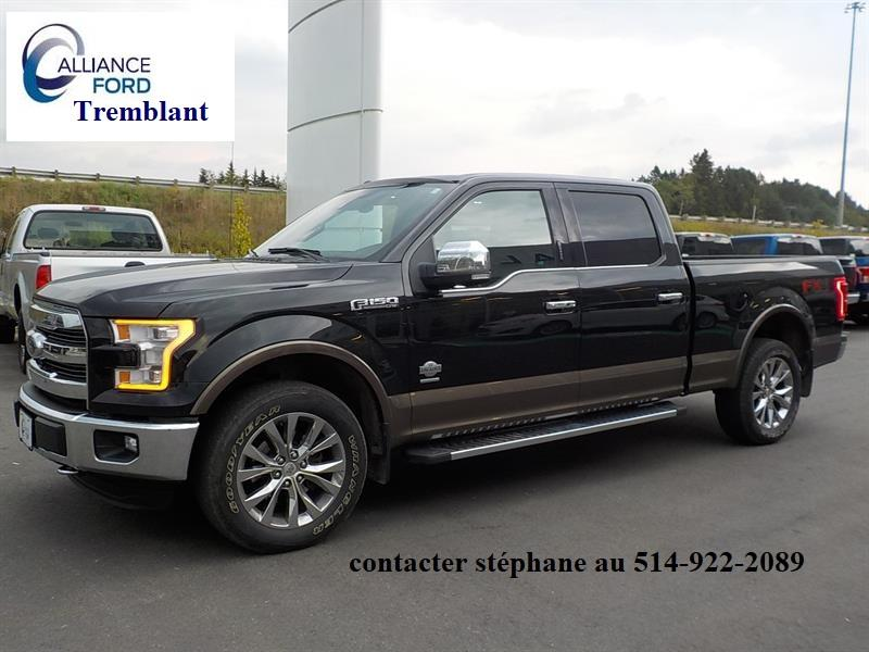 Ford F-150 2015 4WD SuperCrew 157 #C2908t
