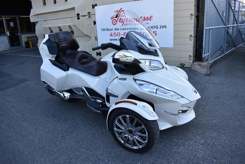 Can-am SPYDER RT LIMITED SE5 2013