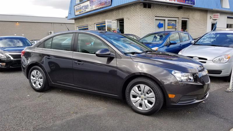 Chevrolet Cruze 2014 FULL - A/C - BAS KILO - FINANCEMENT #L10750203