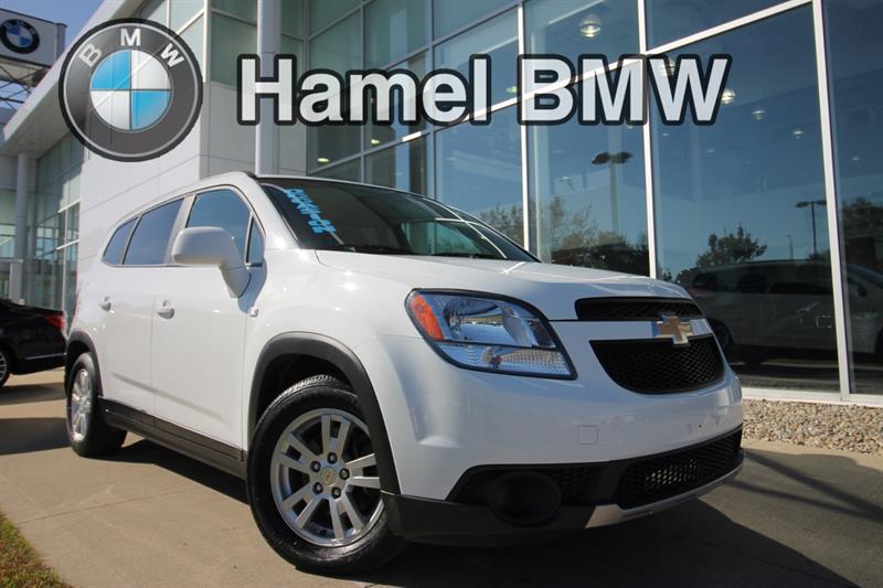 Chevrolet Orlando 2012 4dr Wgn #U17-244A