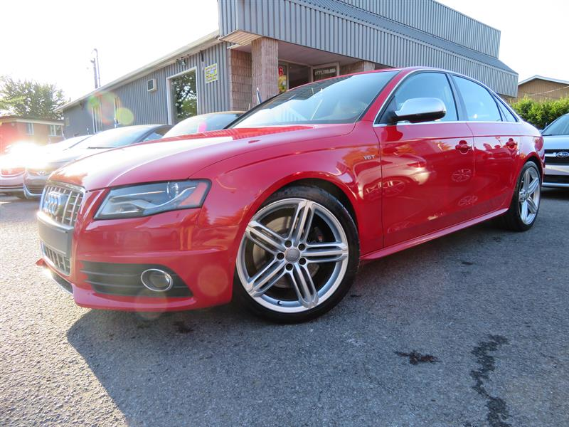 Audi S4 2010 4dr Sdn S tronic **NOUVEL ARRIVAGE ** #k0627