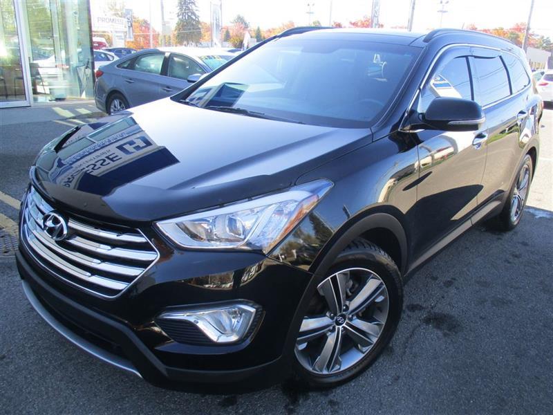 Hyundai Santa Fe Xl 2016 Limited 7 PASS,NAVIG,BANCS VENTILÉS,TOIT PANO #E-0208