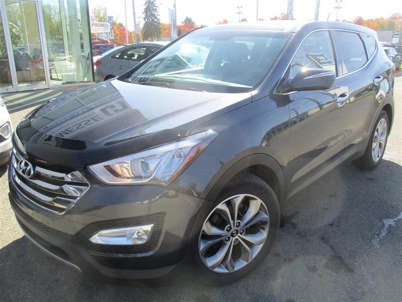 Hyundai Santa Fe Sport 2013 2.0T SE AWD,TOIT PANO,DÉMAR DIST,BLUETOOTH,MAGS #17972A