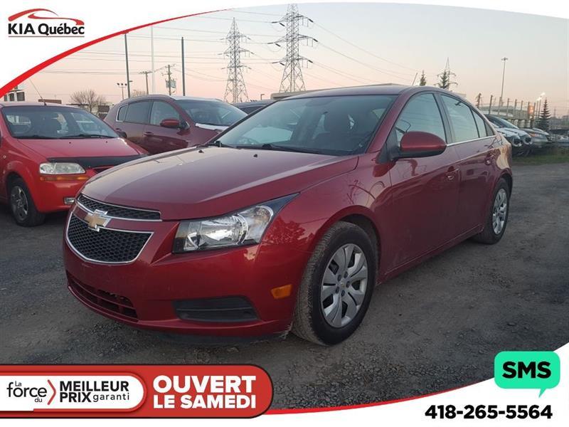Chevrolet Cruze 2014 1LT*P* 32242 KM* BLUETOOTH* #K180599A