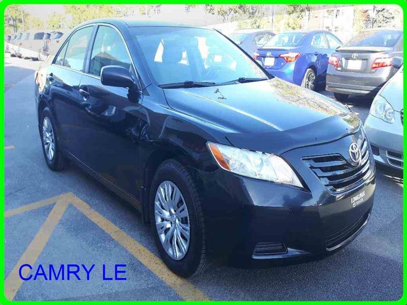 Toyota CAMRY LE 2009 #11491B