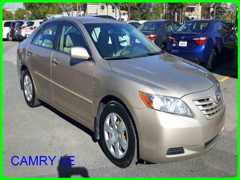 Toyota CAMRY LE 2009 #380209A