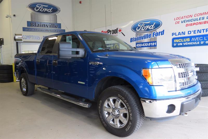Ford F-150 2014 4WD SuperCrew #217153