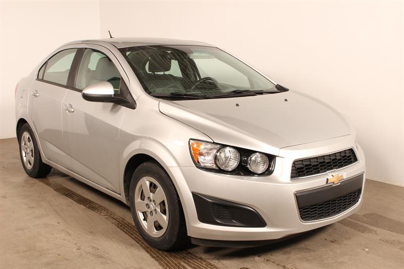 Chevrolet Sonic 2012 LS #71232A