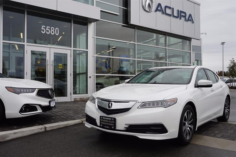 2016 Acura TLX 4dr Sdn FWD Tech #P5798