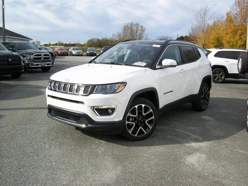 Jeep Compass 2017 Limited #H1000