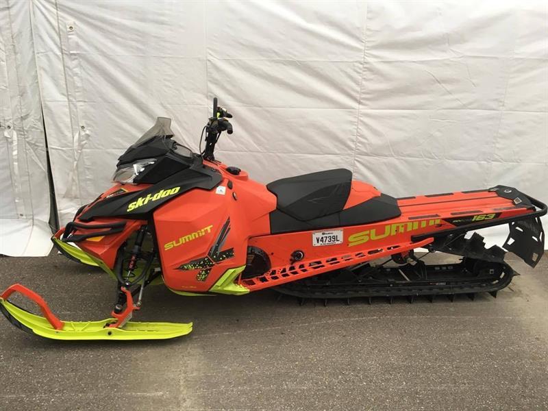 Ski-Doo SUMMIT X T3 163 2016