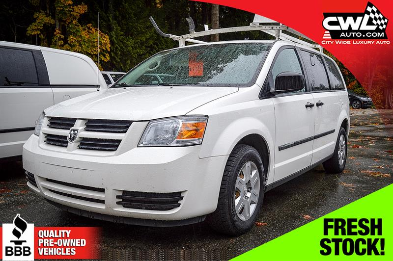2010 Dodge Grand Caravan C-V 119 WB - Tradesmen Shelving & Roof Rack #CWL8121M