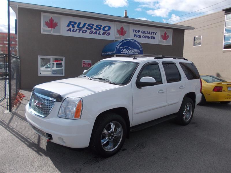 2007 GMC Yukon 4WD 4dr 1500 #A7962