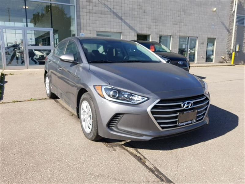 2018 Hyundai Elantra L Sedan Manual - Heated seats/Remote keyless entry #82023