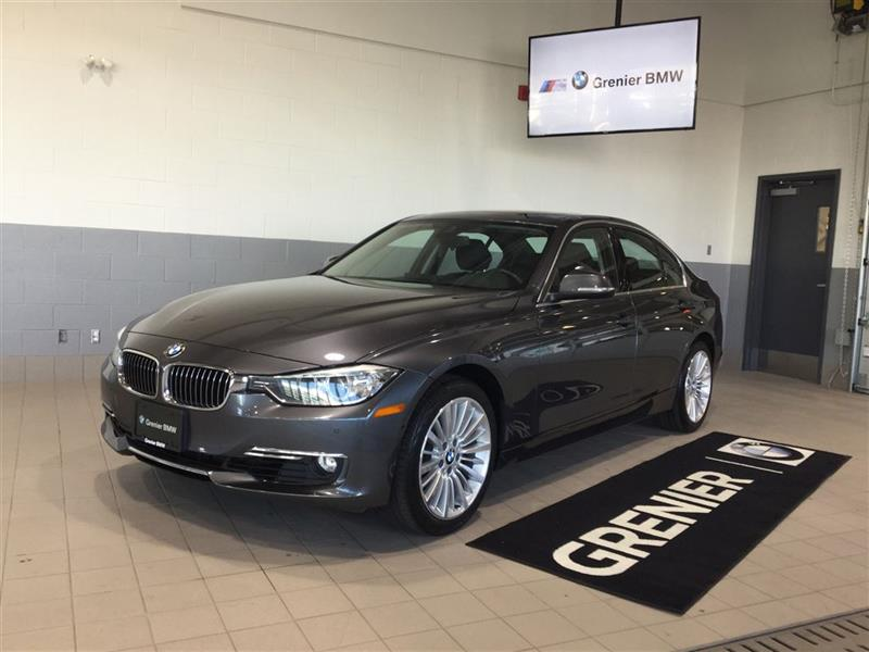 BMW 328i Xdrive 2014 Groupe premium+Connected drive+0.9% #B0203
