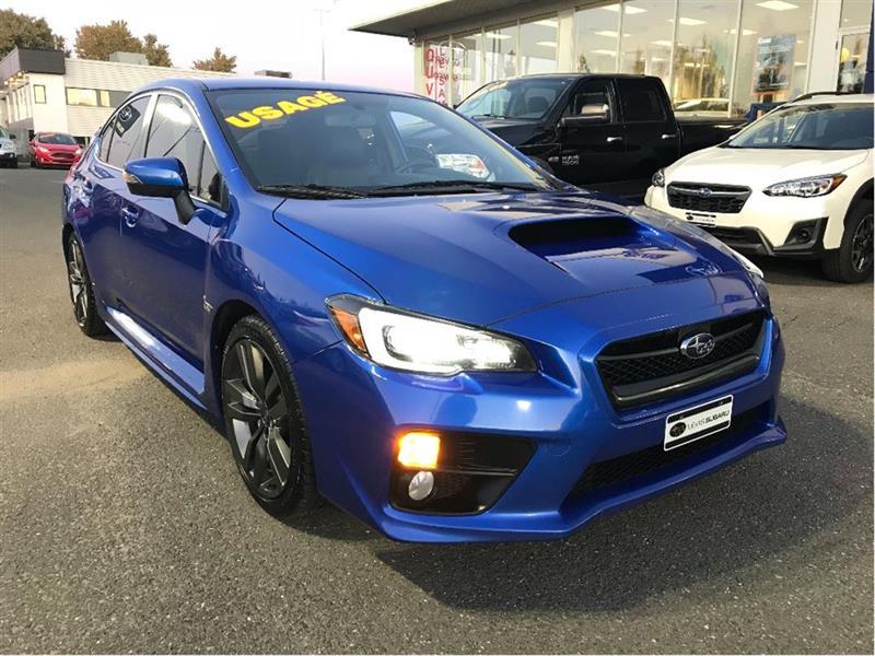 Subaru Wrx 2016 Sport-tech Package #15154A