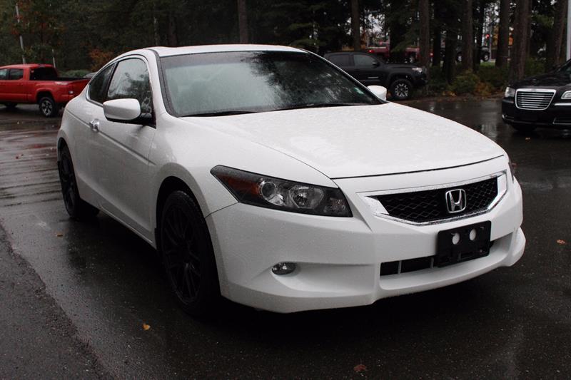 2010 Honda Accord Cpe 2dr V6 Auto EX-L #11107A