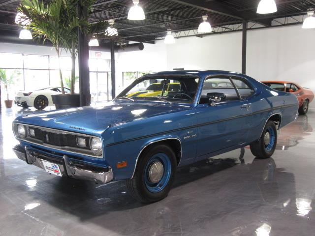 Plymouth Duster 1970 340 4 BARREL SPORT #AC105