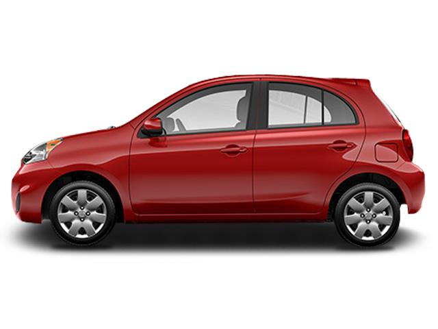 2017 Nissan Micra S #7-A280