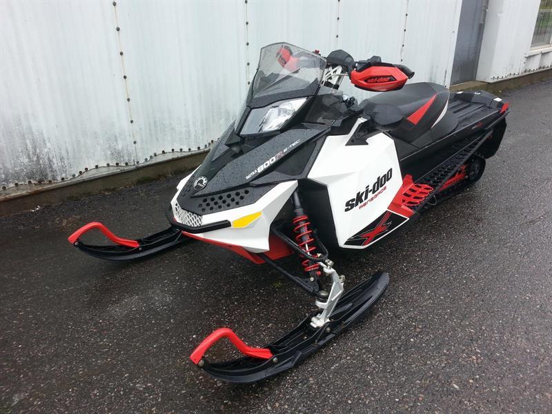 Ski-Doo Renegade 800 X 2011
