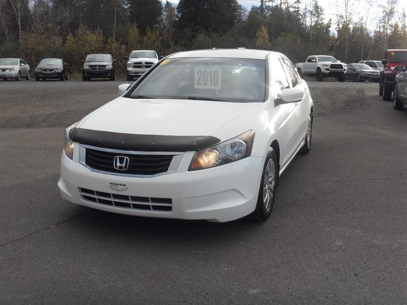 Honda Accord Sedan 2010 4dr I4 Auto LX #H7752A