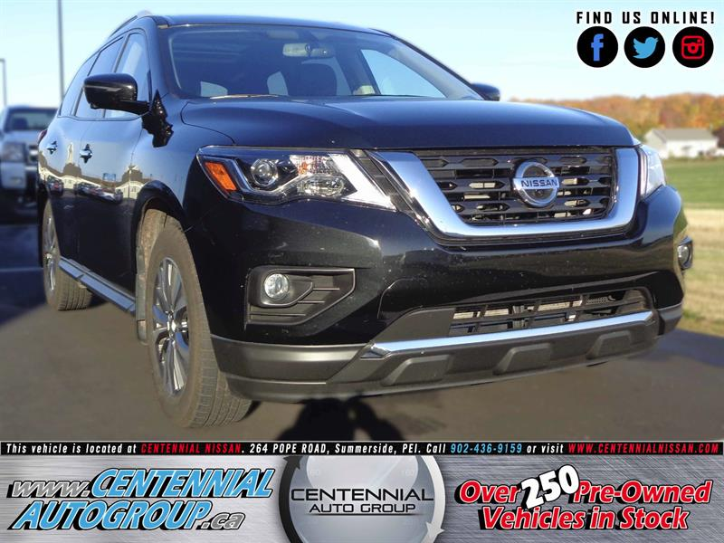 2017 Nissan Pathfinder SL w/ Premium Tech Package | Demo | Reduced $8,000 #S17-025