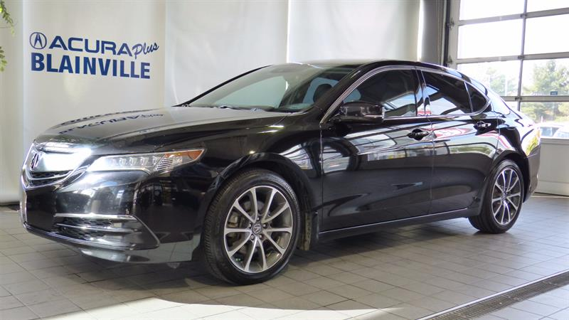 Acura TLX 2015 TECHNOLOGIE ** 2WD 6 CYL ** Achat 72 mois 2,5% ** #A83084