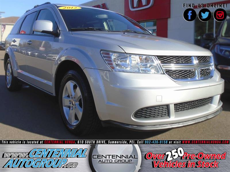 2012 Dodge Journey CVP/SE Plus | 2.4L #8855A