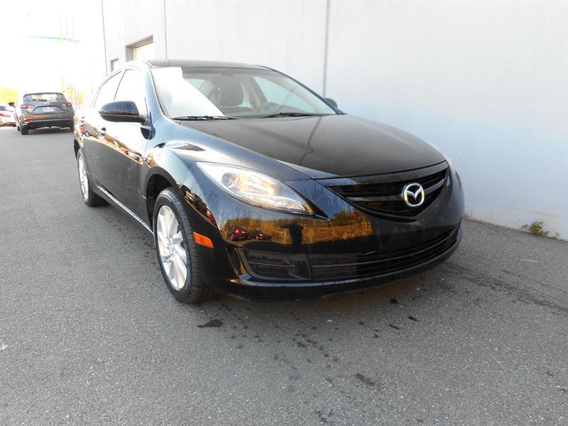 2013 Mazda MAZDA6 4dr Sdn I4 #5675a