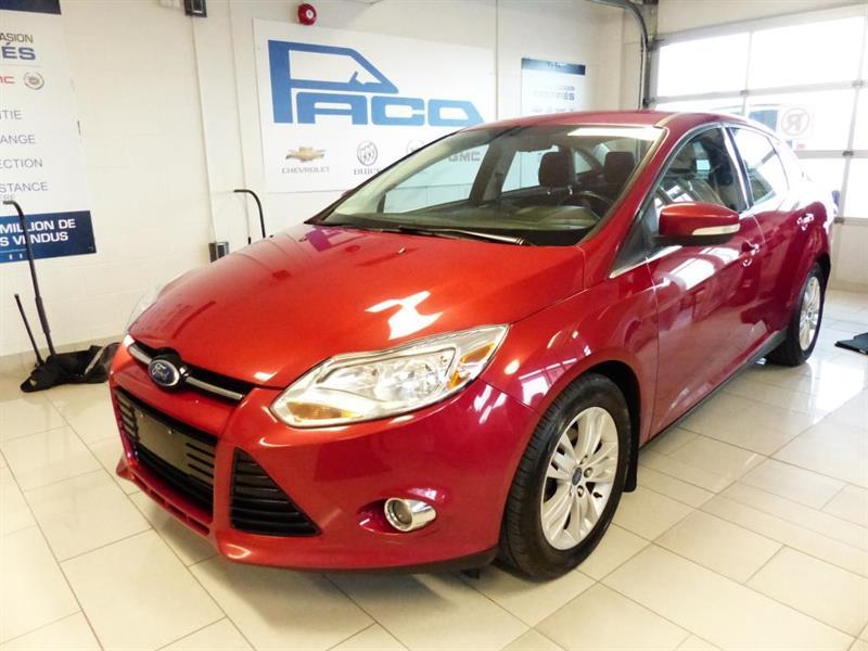 Ford FOCUS 2012 PETIT BUDGET EQUIPEMENT COMPLET #U5436A
