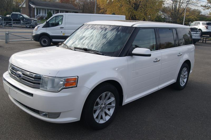 Ford Flex 2011 SEL FWD #Clement Marchand