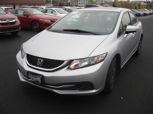 2014 Honda Civic EX #H355A