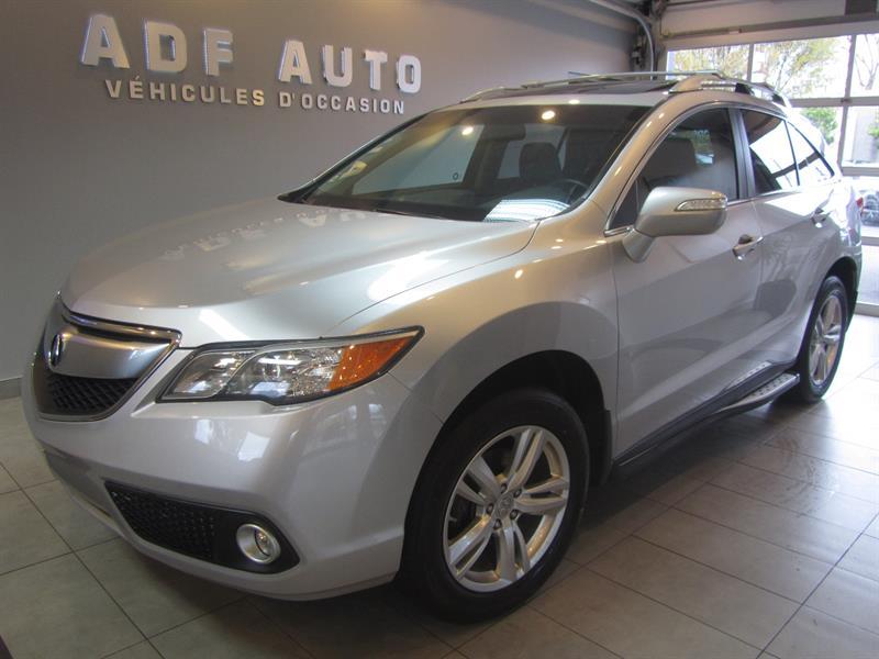 Acura RDX 2014 SH-AWD TOIT OUVRANT #4232